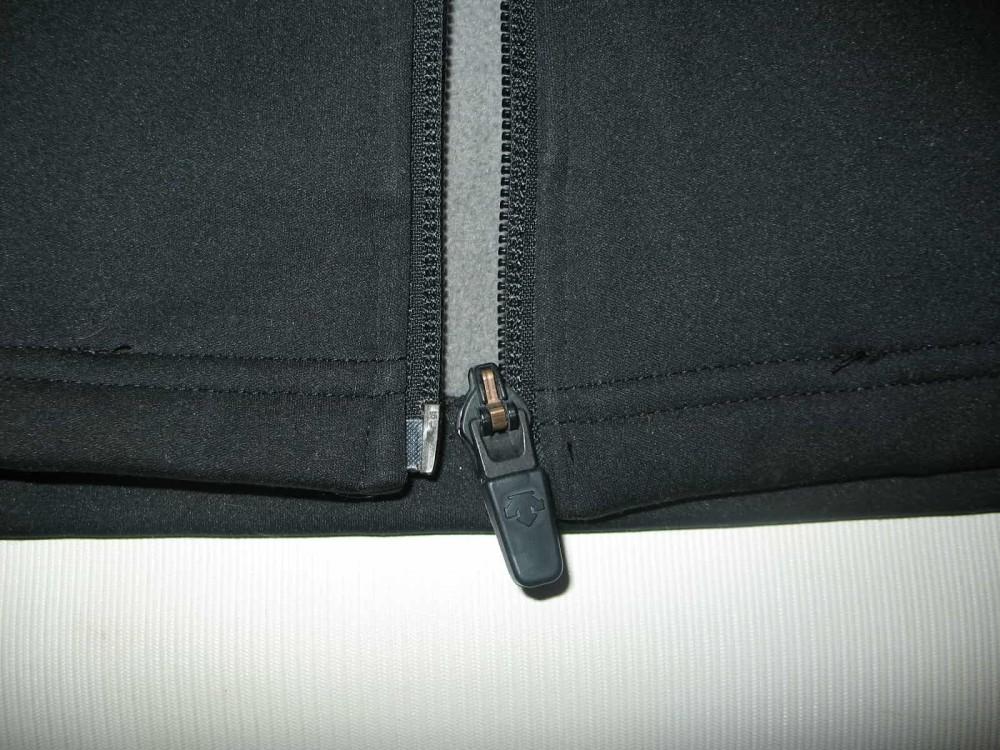 Куртка DESCENTE softshell suisse jacket (размер 54/XXL) - 4