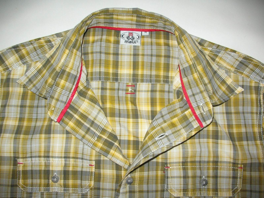 Рубашка MAUL outdoor shirts (размер M/L) - 3