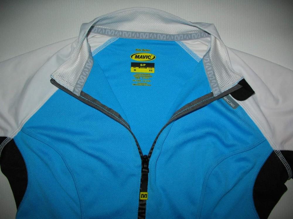 Веломайка MAVIC cycling jersey lady (размер S) - 6