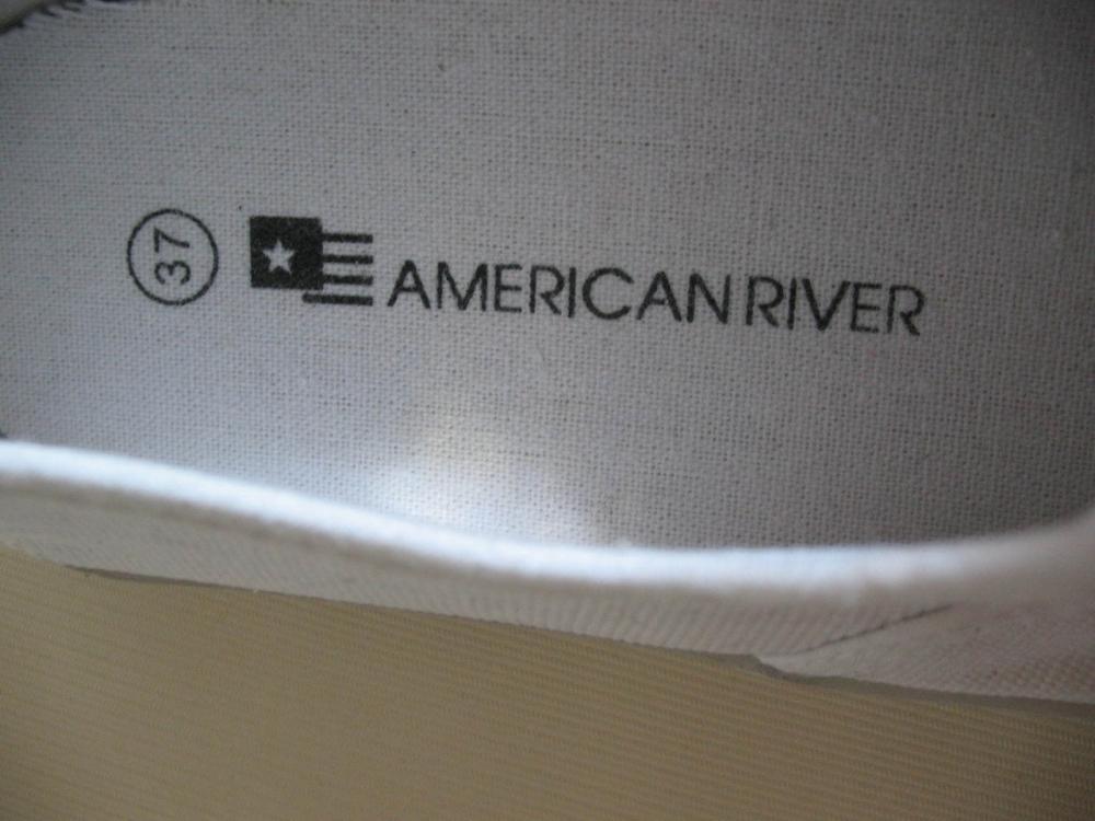 Кеды AMERICAN RIVER keds lady (размер EU37(на стопу до 230 mm)) - 9