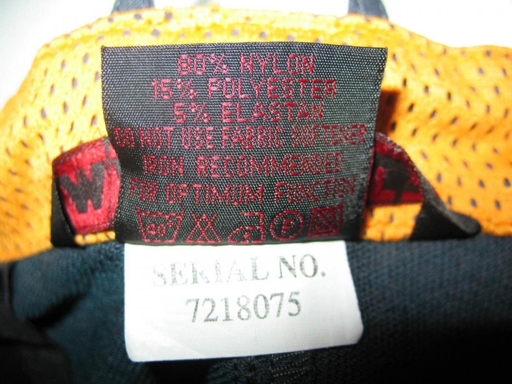 Штаны MAMMUT Courmayeur Pants (размер 58/XXL) - 9