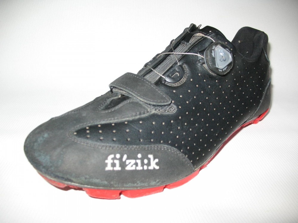 Велотуфли FIZIK M3B MTB shoes (размер UK11/US11,5/EU45,5(на стопу до 285 mm)) - 5