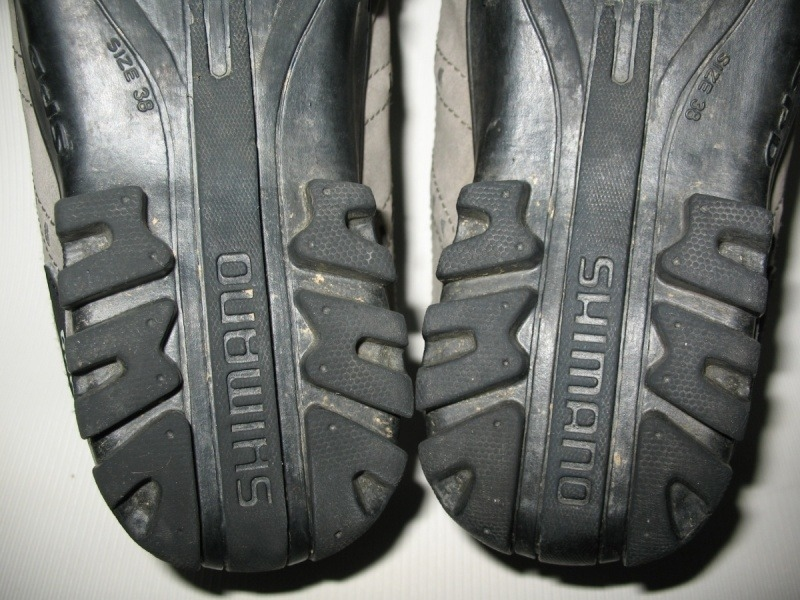 Велотуфли SHIMANO SH-MT31  (размер US5, 5;EU38(на стопу до 238 mm)) - 8