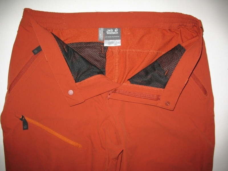 Штаны JACK WOLFSKIN Activate pants (размер 48-М/L) - 5