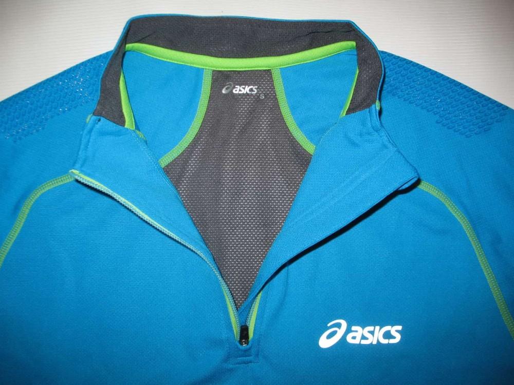 Футболка ASICS trail  jersey (размер S/M) - 4