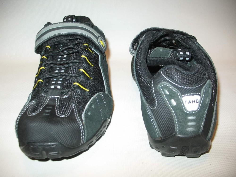 Велотуфли SPECIALIZED taho mtb shoes (размер US9/UK8/EU42(на стопу 265 mm)) - 3