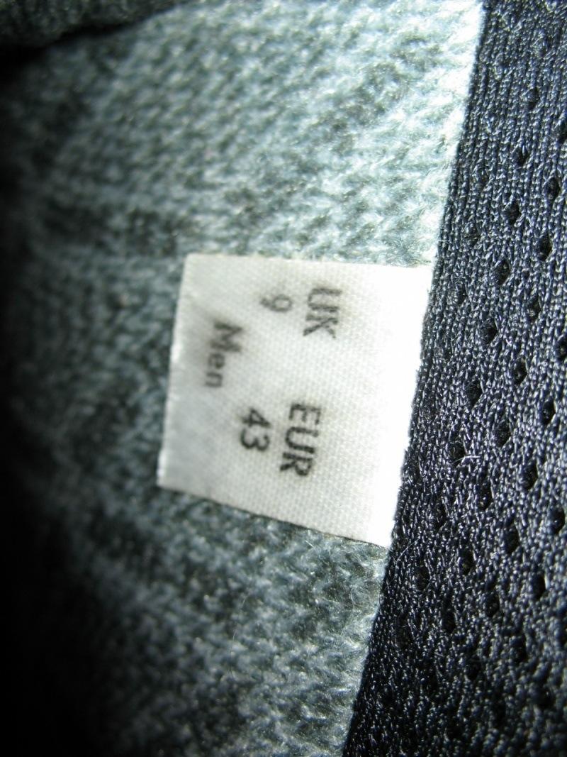 Ботинки HANWAG krenger gtx  (размер UK9/EU43(275-280mm)) - 9