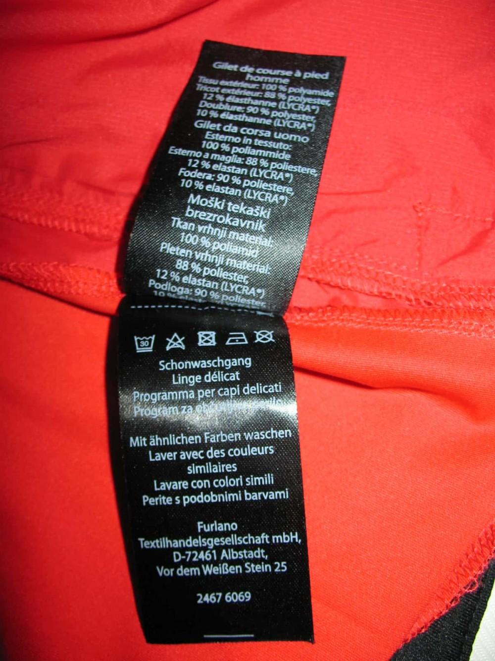 Жилет INOC windstopper vest (размер 50/L) - 5