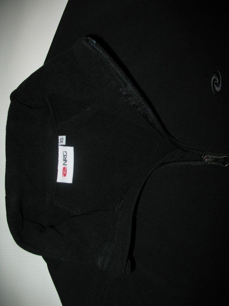 Кофта  NRG softshell lady (размер XSS) - 3