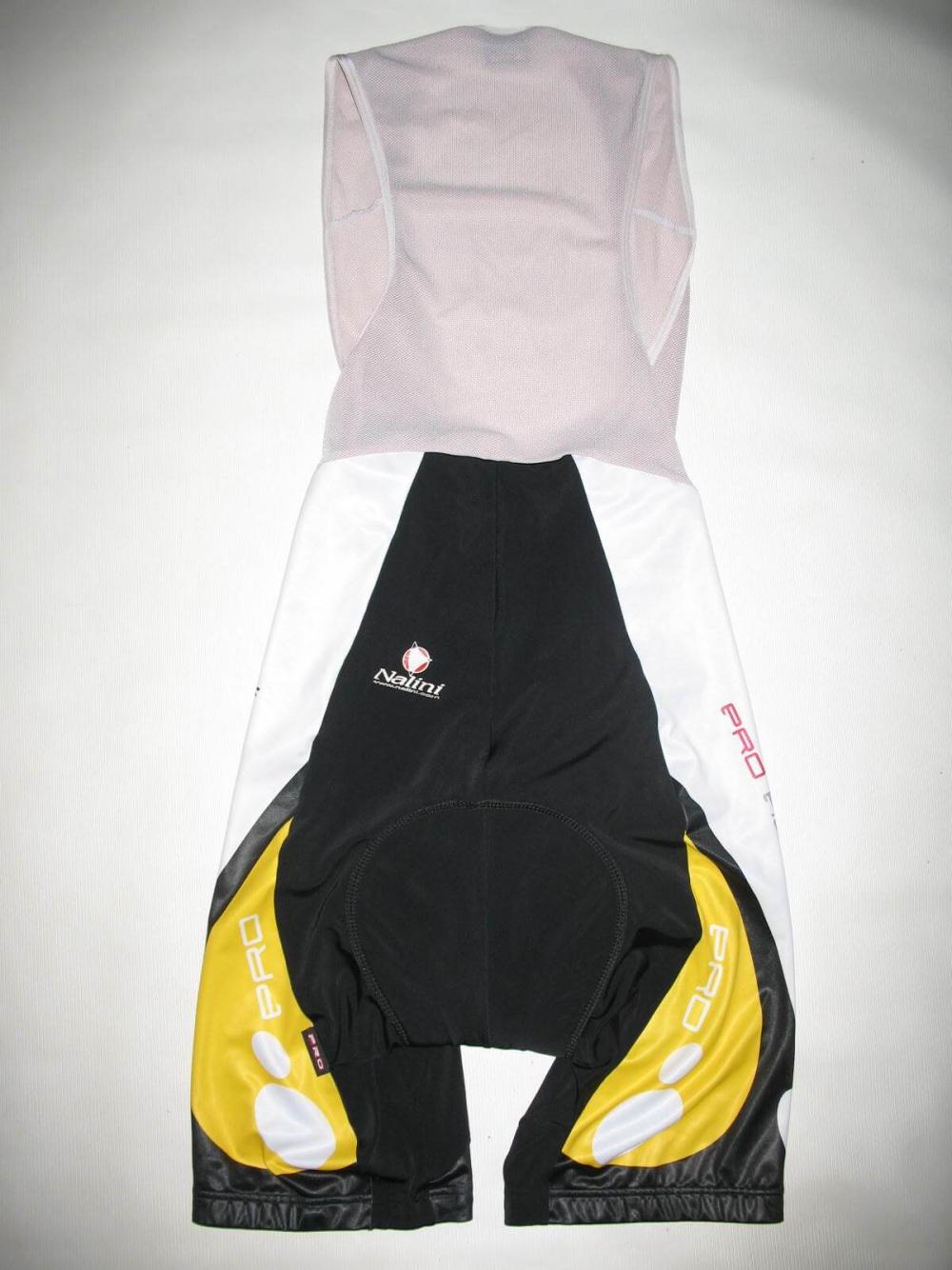 Велошорты NALINI pro active bib shorts (размер XL/L) - 2
