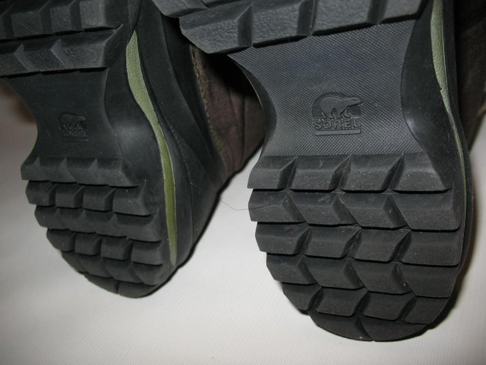 Ботинки SOREL cumberland boot lady (размер UK5.5/US7/EU38,5(на стопу до 240 mm)) - 11