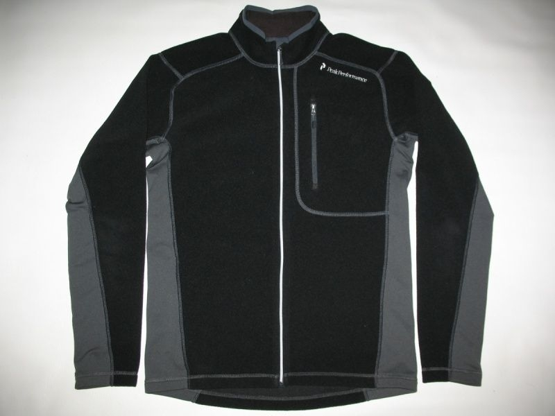 Куртка PEAK PERFOMANCE Lead Full Zip Jacket (размер M) - 3