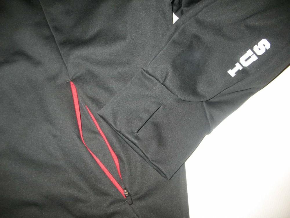 Куртка DESCENTE softshell suisse jacket (размер 54/XXL) - 2
