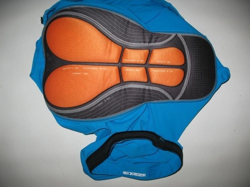 Шорты BTWIN rockrider Cycling Shorts (размер XL) - 14