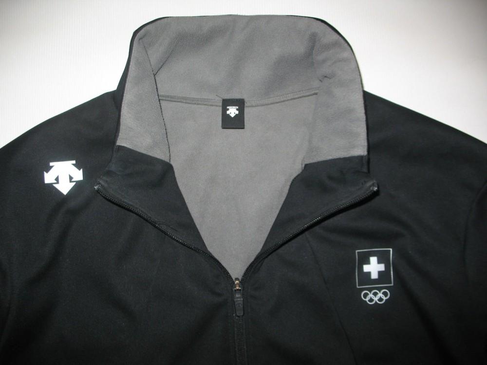 Куртка DESCENTE softshell suisse jacket (размер 54/XXL) - 3