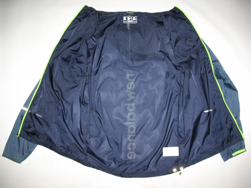 Куртка NEW BALANCE lite packable jacket (размер M/L) - 7