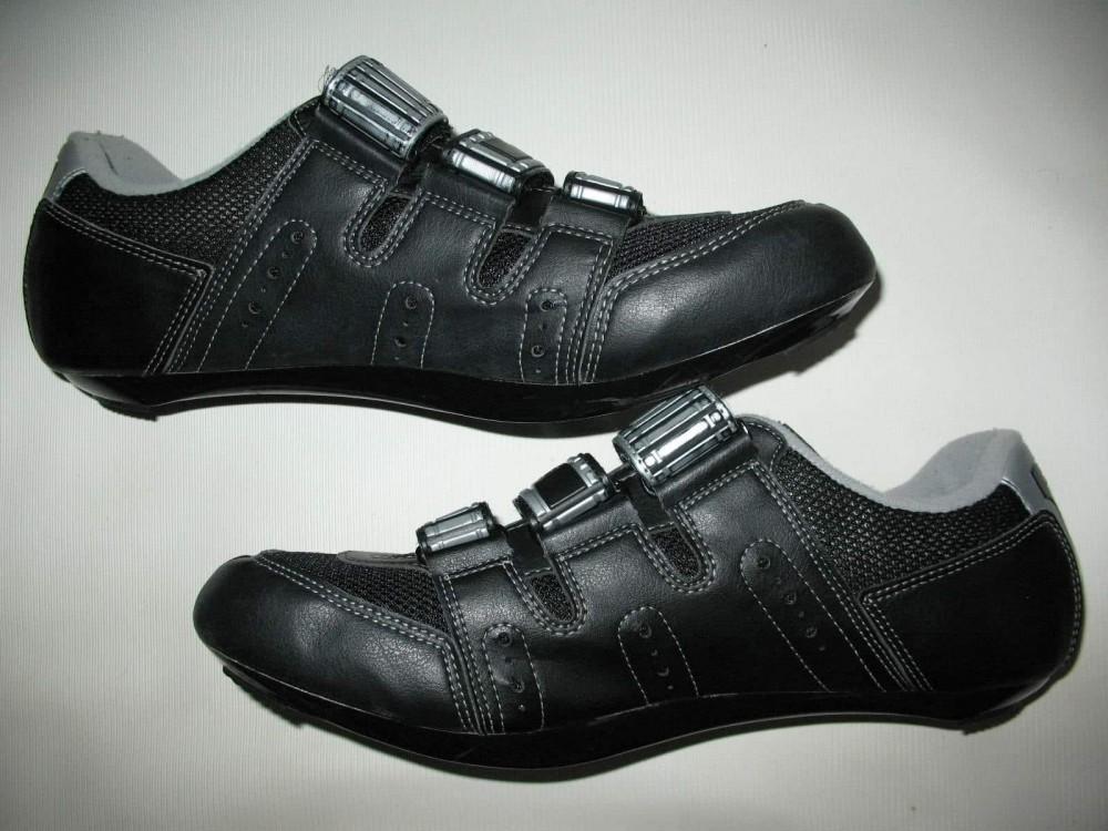 Велотуфли SHIMANO sh-r075 road shoes (размер EU47(на стопу 298 mm)) - 6