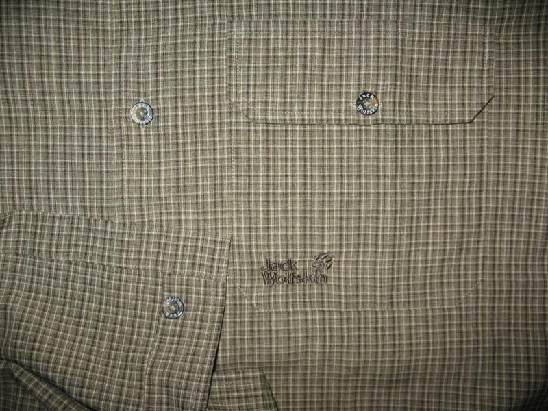 Рубашка JACK WOLFSKIN shirts (размер XL) - 3
