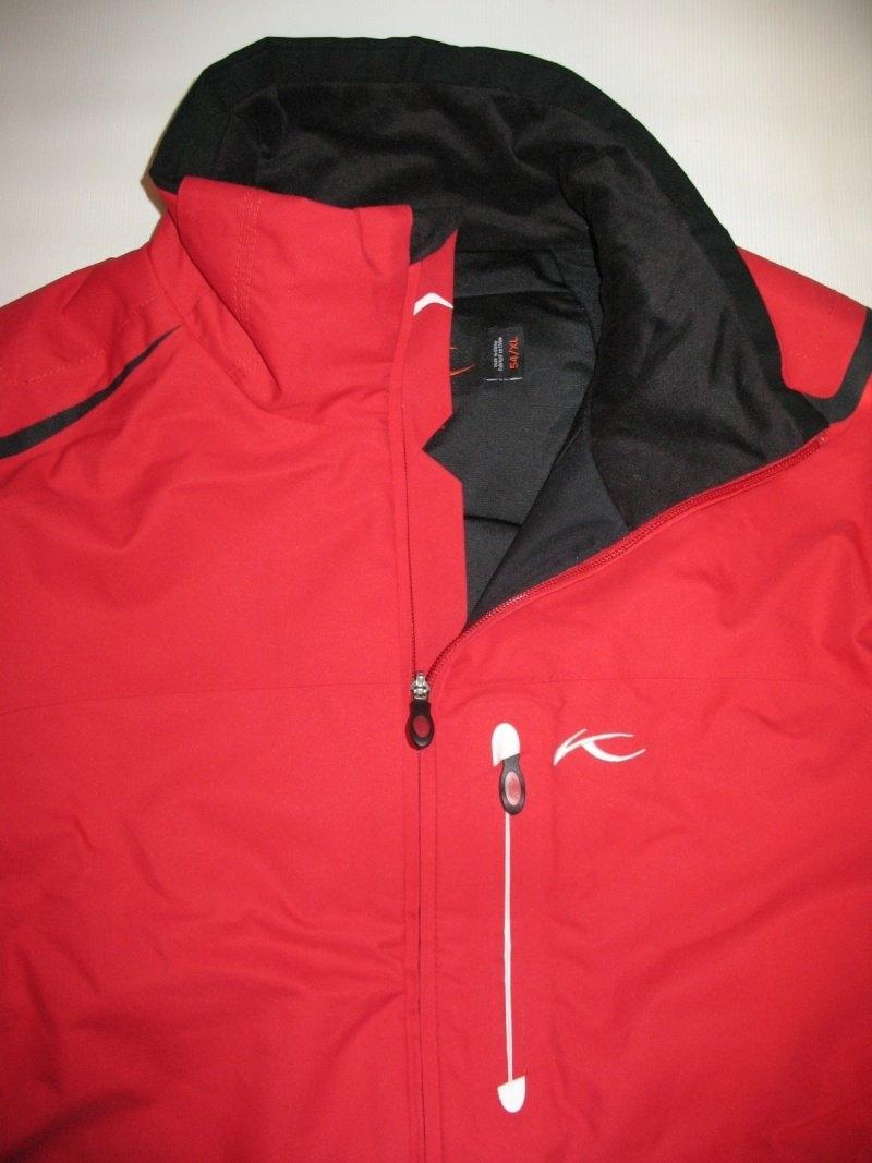 Куртка KJUS 20/20 ski jacket  (размер 54/XL, на рост до 178см) - 1