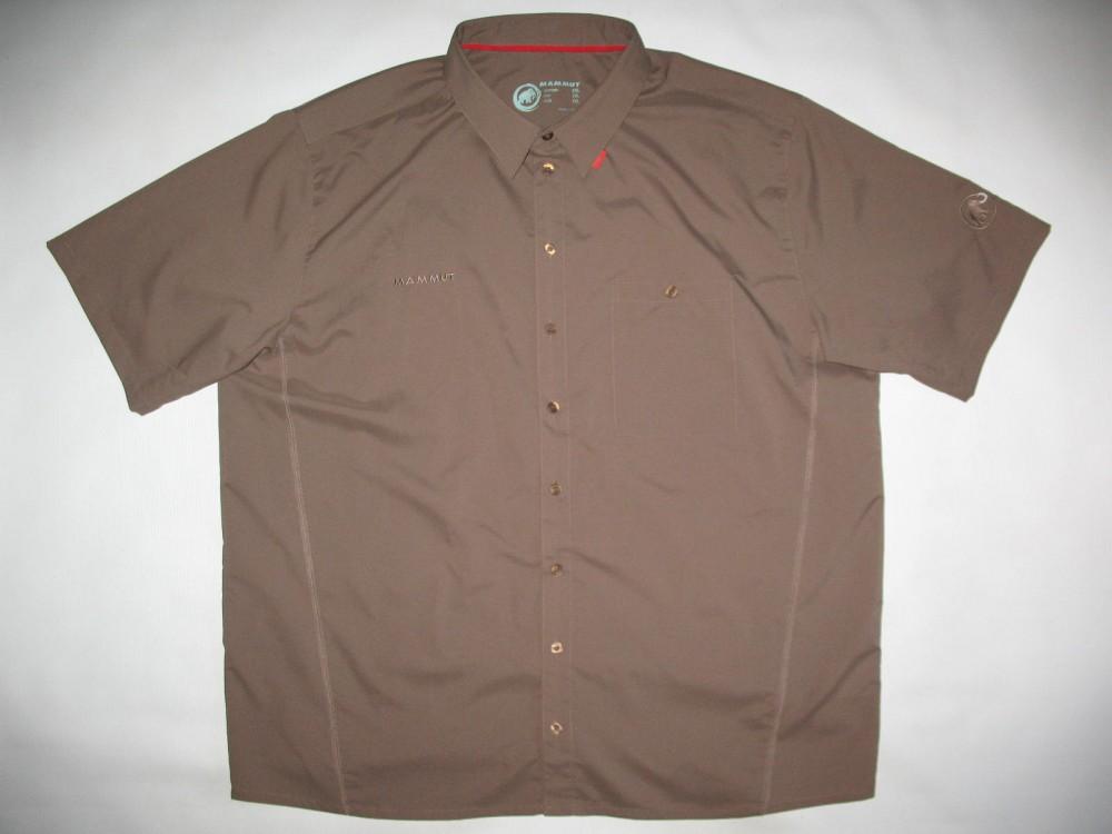 Рубашка MAMMUT ultralight outdoor shirt (размер XXL/XXXL) - 1