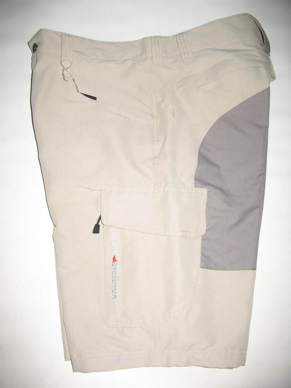 Шорты MUSTO evolution performance yachting shorts (размер 32/M) - 4