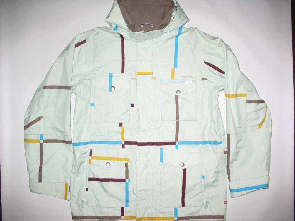 Куртка FOURSQUARE vise jacket (размер L) - 2