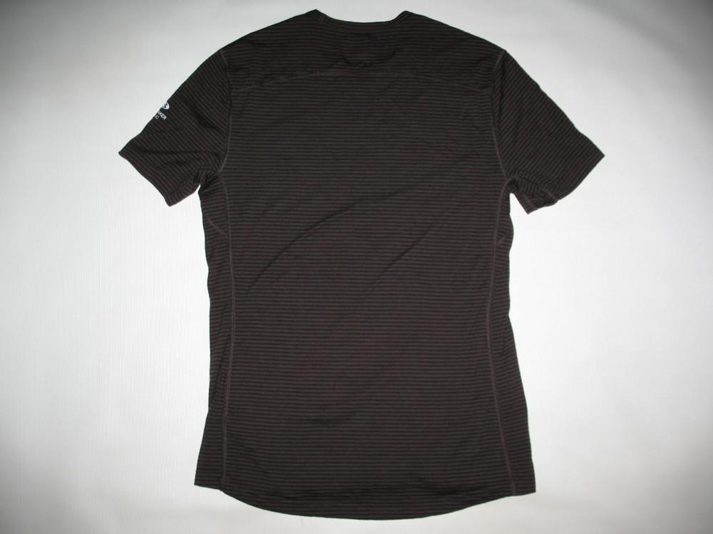 Термобелье ICEBREAKER merino 200 brown jersey (размер M) - 1