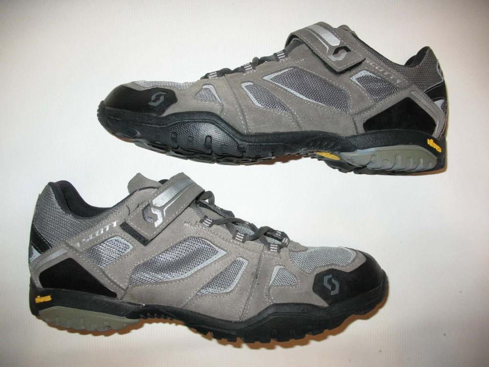 Велотуфли SCOTT mtb shoes (размер US11,5/UK1/EU46(на стопу до 295 mm)) - 2