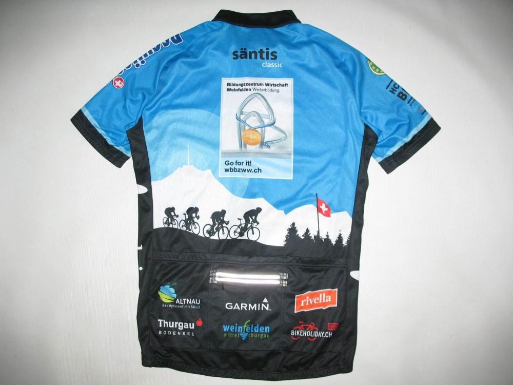 Веломайка CUORE santis cycling jersey (размер M) - 1
