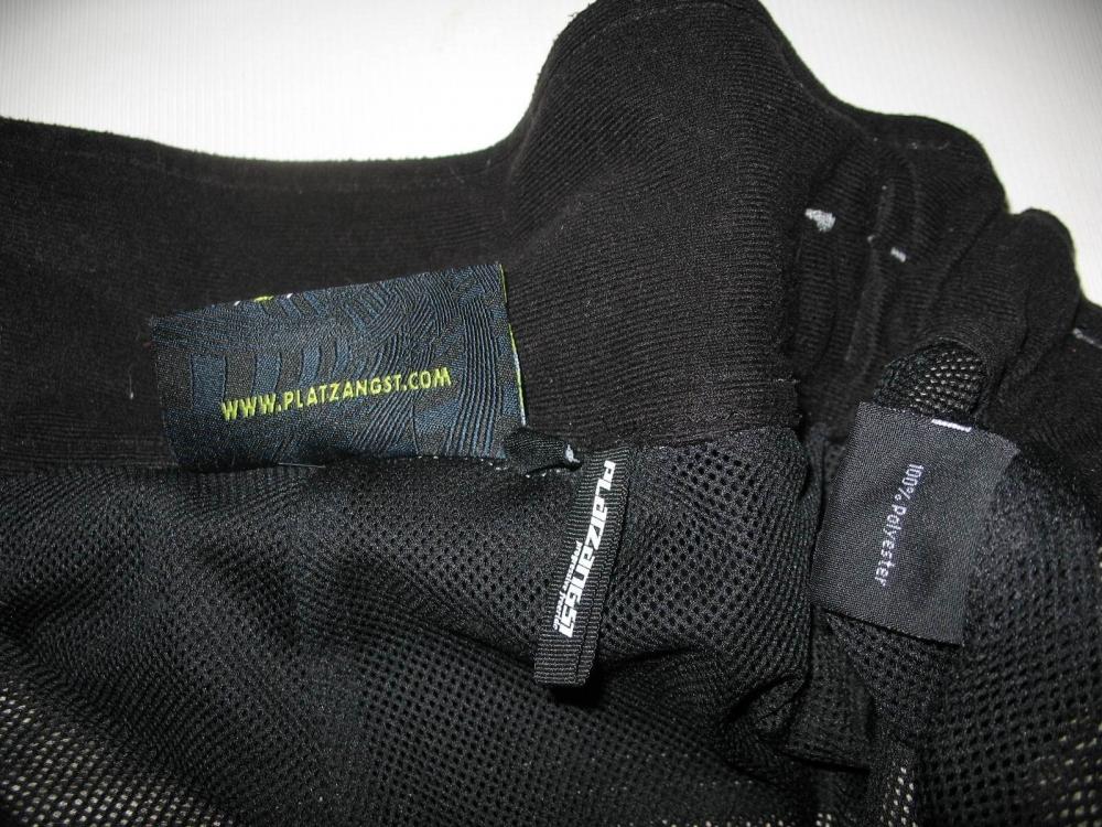 Шорты PLATZANGST mtb DH shorts (размер M) - 9