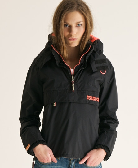 Куртка SUPERDRY Pop Zip Wind jacket lady (размер XS) - 1