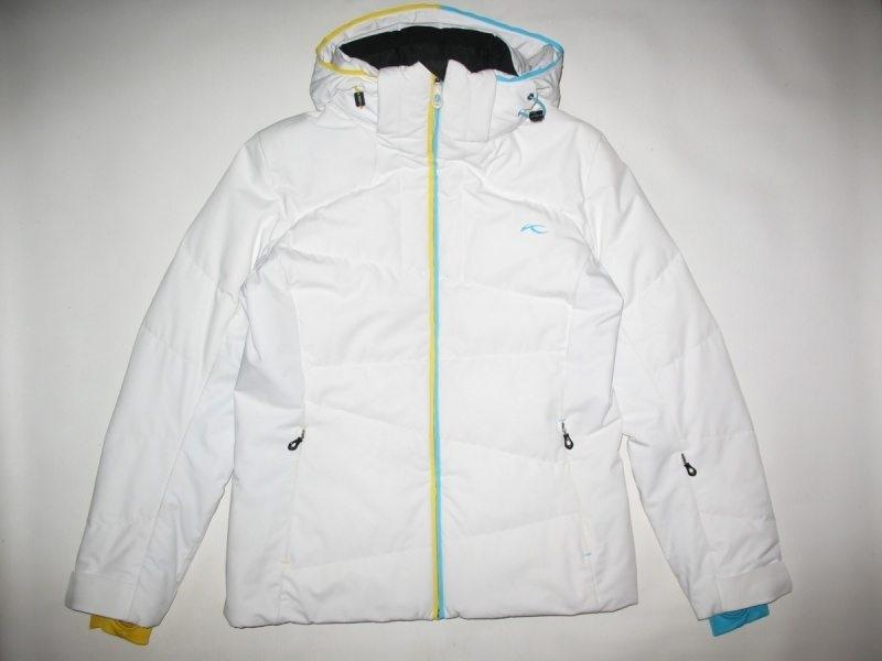 Куртка  KJUS Savvy Down jacket lady  (размер L/M) - 4