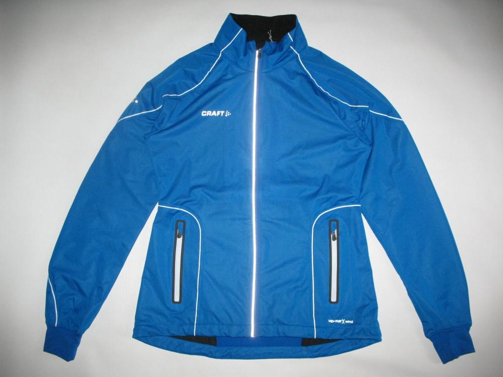 Куртка CRAFT pxc high function softshell jacket lady (размер M) - 1