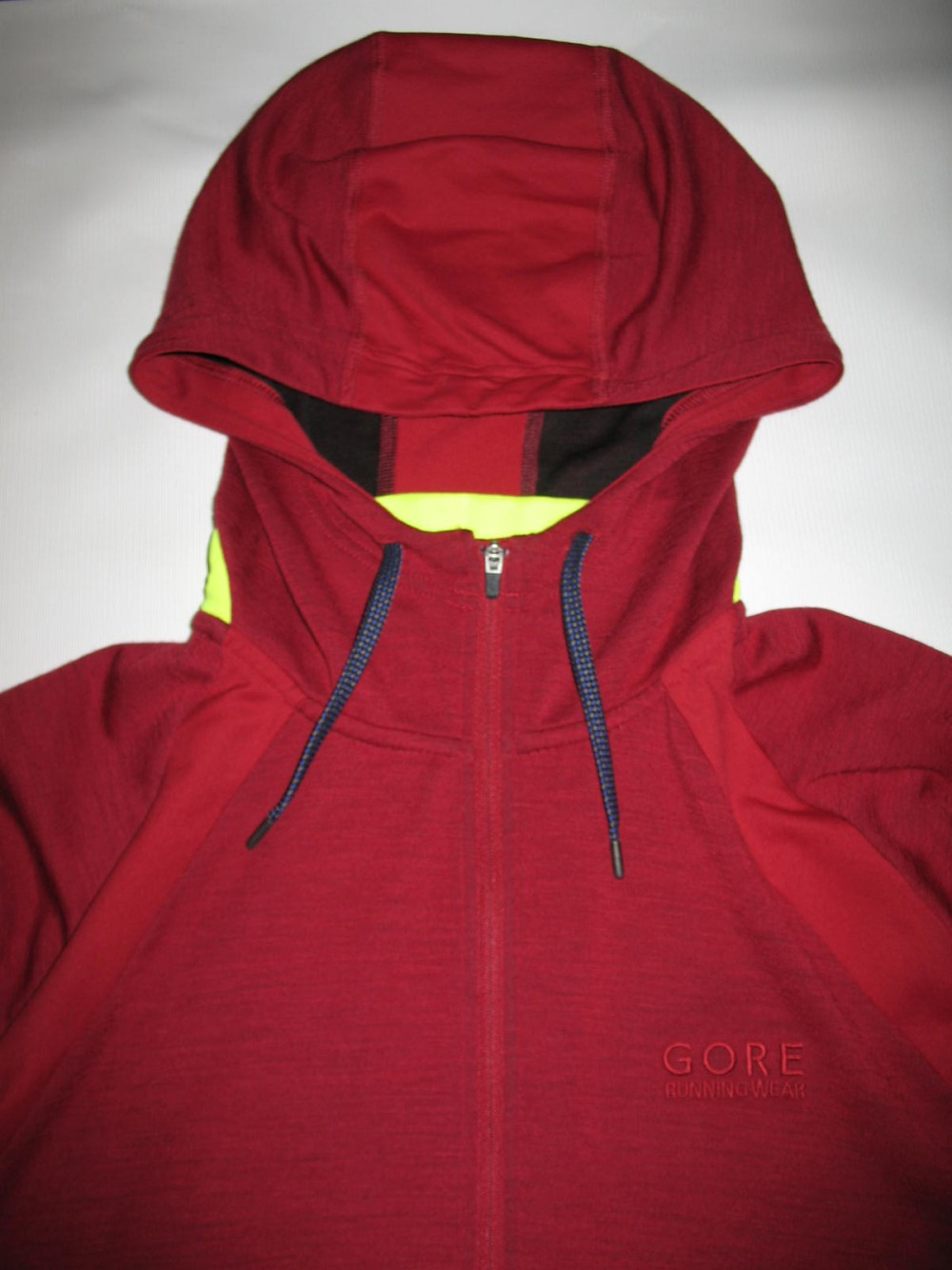 Кофта GORE running wear hooded running jacket (размер XXL) - 8