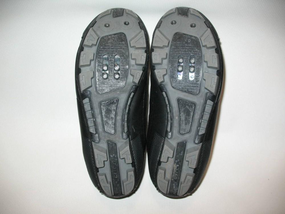 Велотуфли CUBE mtb cmpt shoes (размер US6,5/EU39(на стопу до 245 mm)) - 8