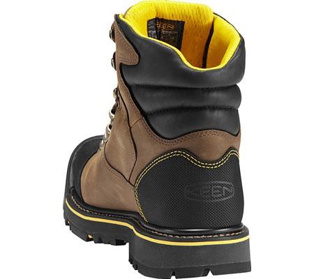 Ботинки KEEN milwaukee waterproof boots (размер US8/UK7/EU41(на стопу 260 mm)) - 2