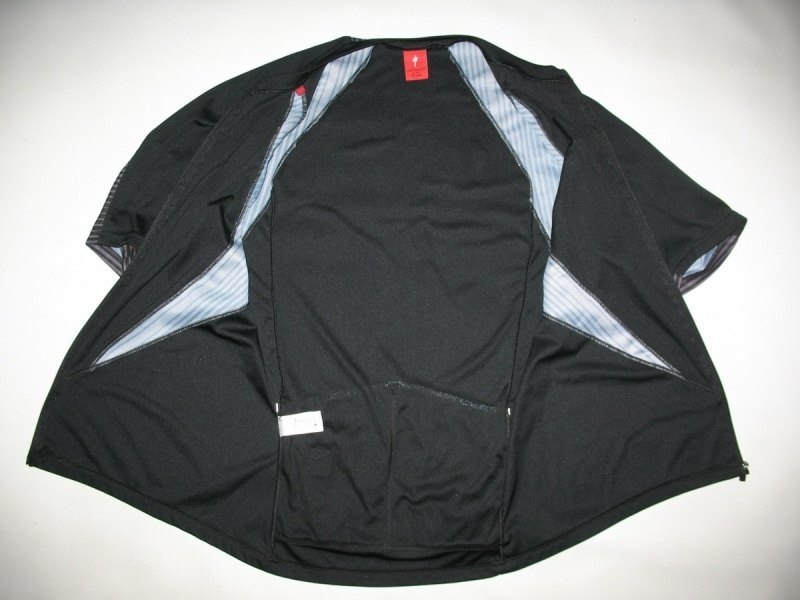 Футболка SPECIALIZED bike jersey (размер XL/L) - 3