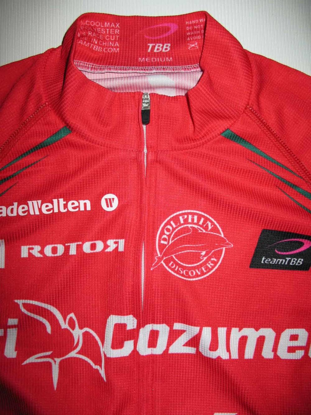 Веломайка TBB cervelo cycling jersey (размер M/S) - 2