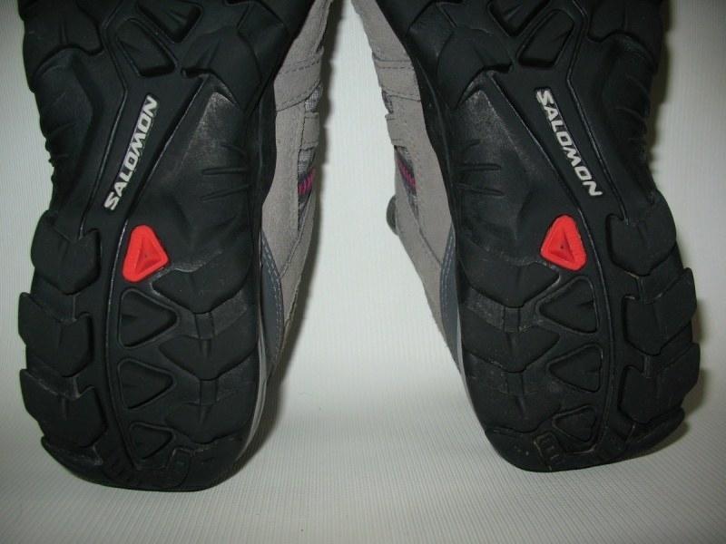 Кроссовки SALOMON Exode Low GTX lady (размер US 8/UK6, 5/EU40(на стопу до 250 mm)) - 9