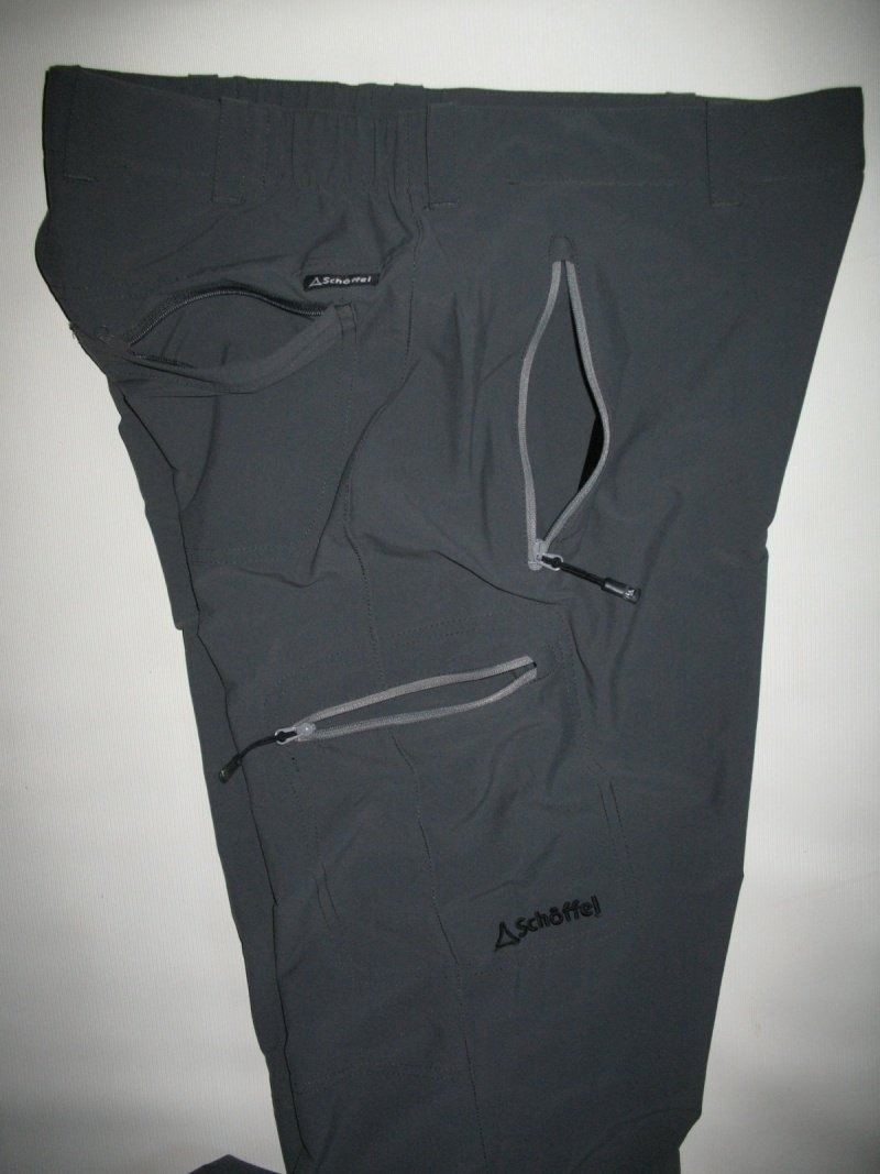 Штаны SCHOFFEL hike pants (размер 48-M) - 7