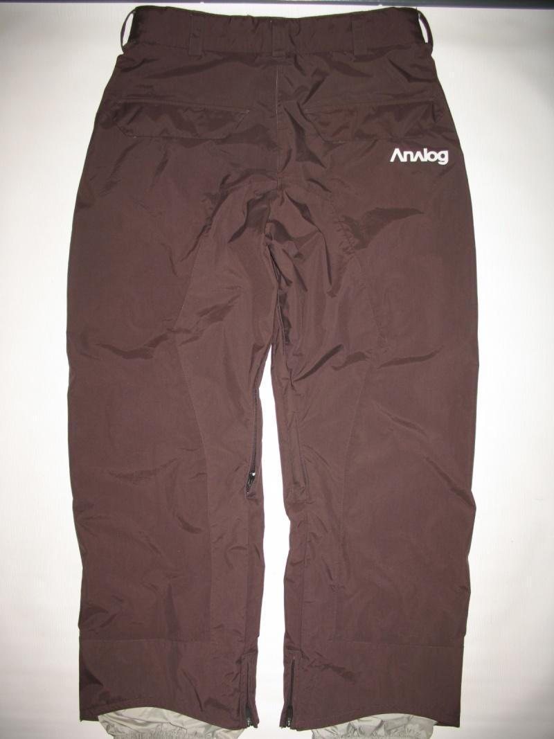Штаны ANALOG snowboard pants (размер L) - 1