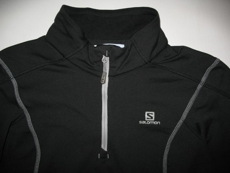 Кофта  SALOMON fleece jacket lady (размер M) - 2