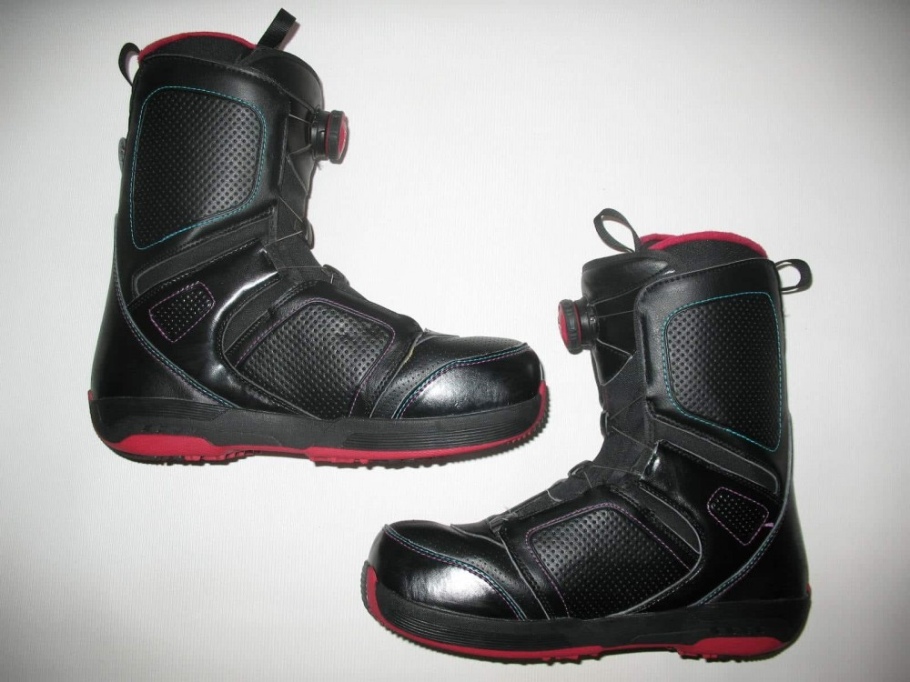 Ботинки SALOMON pearl boa snowboard boots (размер US10/UK8,5/EU42,5(на стопу до 270mm)) - 3