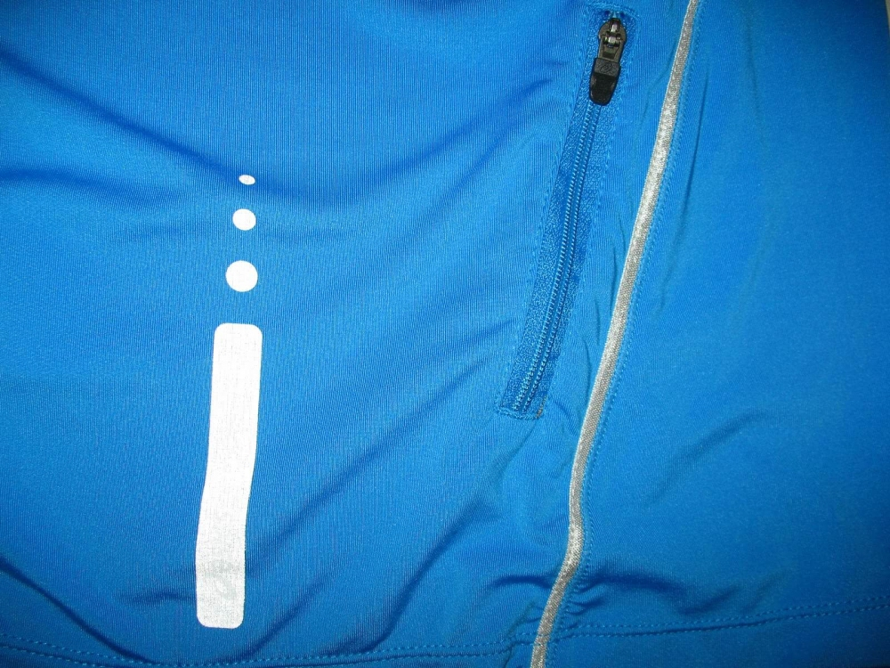 Футболка ASICS running t-shirts lady (размер S) - 6
