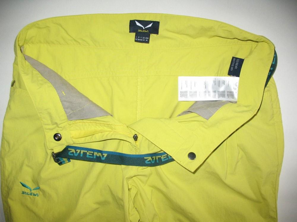 Штаны SALEWA rhytmo dry 3/4 pant lady (размер М) - 5