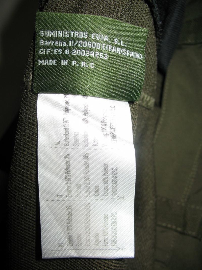 Штаны HARThunting Rando pants (размер 54/XL) - 11
