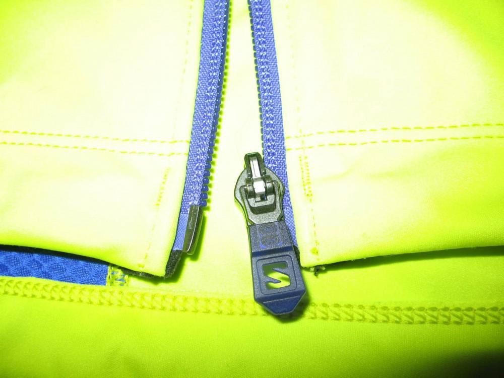 Куртка SALOMON lightning softshell jacket lady (размер S) - 6