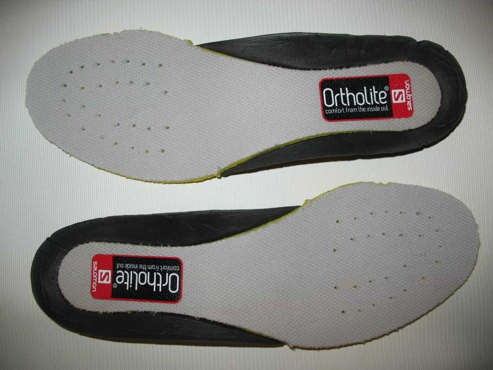 Ботинки SALOMON X chase GTX mid (размер UK5/US6,5/EU38,5(на стопу  235 mm)) - 14