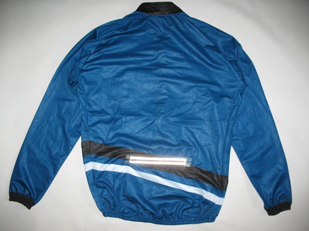 Куртка SW4U bike run windstopper jacket (размер M) - 1