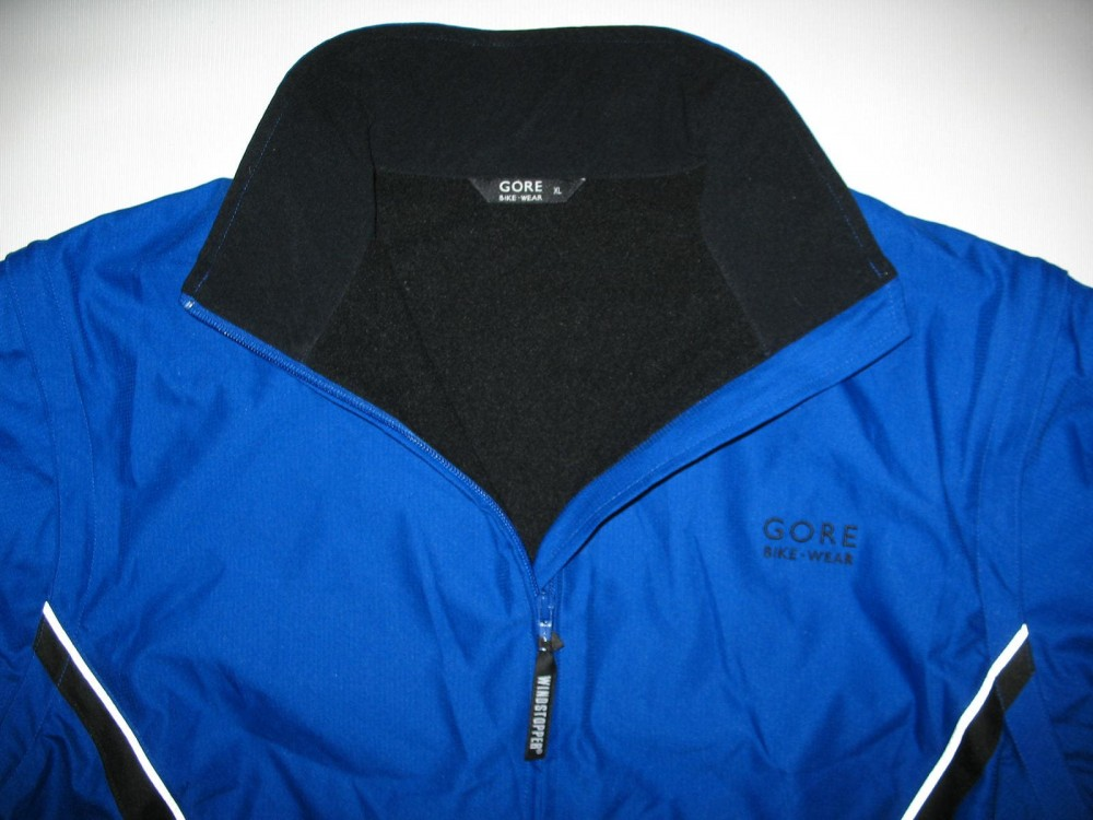 Велокуртка GORE bike wear 2in1 windstopper jacket (размер XL) - 2
